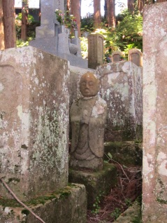 Many of the tombstones were ancient...from the 14th/15th century