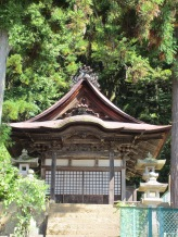 Wow-another shrine